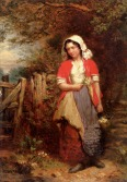 Campotosto_Henry_The_Primrose_Gatherer