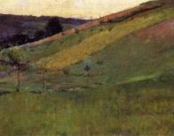Giverny Hillside, 1890-91