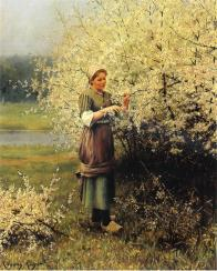 Knight_Daniel_Ridgway_Spring_Blossoms