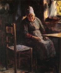 La Mere Pichaud, 1890