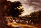 Meulen_Adam_Frans_Van_Der_Louis_XIV_In_A_State_Coach_Accompanied_By_His_Gentleman