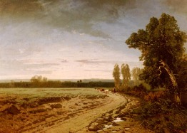 Pasini_Alberto_Going_To_The_Pasture__Early_Morning
