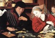 REYMERSWAELE_Marinus_van_The_banker_And_His_Wife