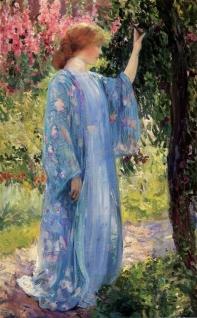 The Blue Kimono, 1910