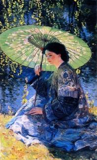 The Green Parasol, 1911