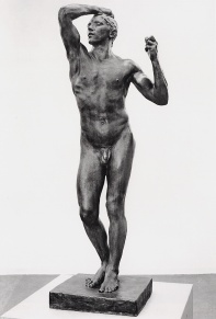 Rodin_Auguste_The_age_of_bronze_BW